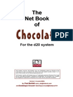 d 20 Net Book of Chocolate