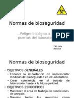 1° laboratorio_Normas bioseguridad