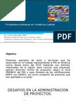 Empresas Exitosas a Nivel de Latinoamerica