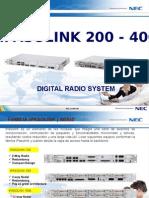 Presentación IPasolink 200 y 400VF