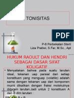 p 6 Tonisitas
