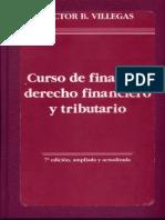 Villegas Hector Curso de Finanzas Derecho Financiero y Tributario
