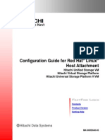 Configuration Guide for Red Hat Linux Host Attachment