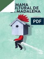 Programa Semana Cultural La Madalena 2015