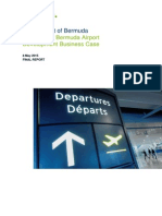 Bermuda Airport Business Case Appraisal Final Report Deloitte Ltd