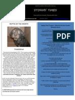 January 2010 Newsletter #2