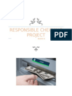 responsible checking project