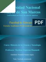 UNA LUCHA ENCARNIZADA - Lectura (Fernando Fuentes)