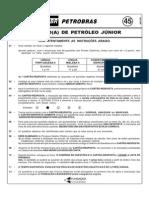 Quimico de Petroleo Jr - Petrobras 2006