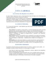 Secretariado - Etiqueta Laboral (1)