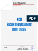 Module 1- Structural Integrity Assessment of Offshore Structures (1)