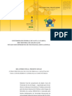 Relatório 5ª Ed Barbosa Sena Cerny 2013