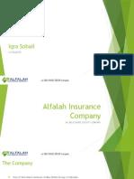 Alfalah Insurance Company