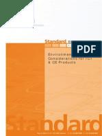Ecodesign standard