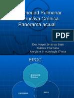 Enfermedad Pulmonar Obstructiva Crónica1