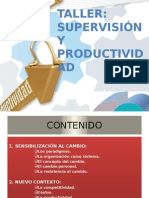 Taller de Supervision y Productividad Parte 2