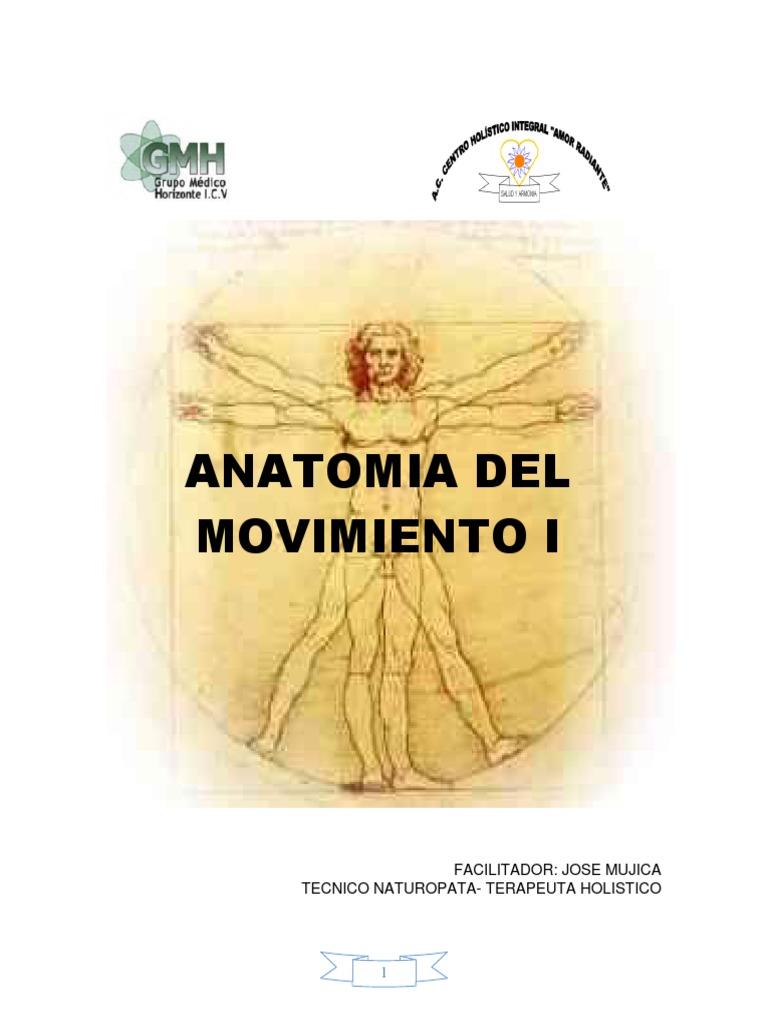 Anatomia Del Movimiento Corporal