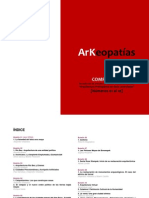ArKeopatías [Compendio Uno]