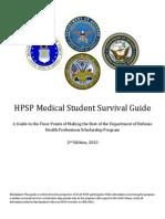 hpsp Survival Guide 2013 Update