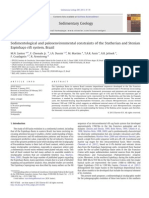 03- Sedimentological and Paleoenvironmental Constraints of the Statherian and Stenian Espinhaço Rift System