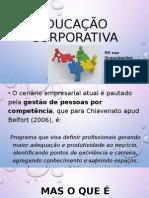 Educação Corporativa - Seminário.ppt