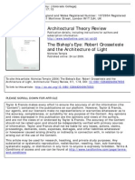 Architectural Theory Review Volume 9 issue 1 2004 [doi 10.1080%2F13264820409478503] Temple, Nicholas -- The Bishop's Eye- Robert Grosseteste and the Architecture of Light.pdf