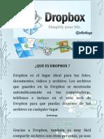 Configura tu cuenta en Drop Box