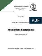 Antibioticos Bactericidas Farmaco II[1] (1)