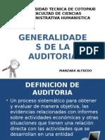 Dias Positiva Auditoria Finaciera