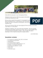 20100213 Newsletter
