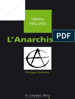 l Anarchisme - pellethier