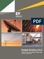 Budget Briefing 2015
