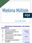 Tema 8. Sindrome Mieloproliferativo - Dra. Nilda Iriarte (1)