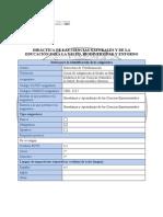 Didáctica de Las Ciencias Naturales y de La Educación Para La Salud, Biodiversidad y Entorno