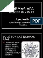 APA 5 Y 6 PPT
