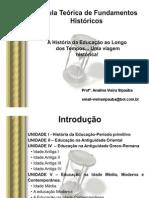 Apresentação1História Da Educação