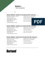 Borland C#Builder ™