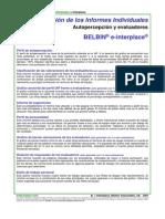 Ejemplo informe individual ( IAP + Evs)