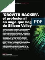 'Growth Hacker', El Profesional en Auge Que Llega de Silicon Valley