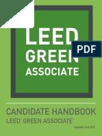 LEEDv4 Green Associate Candidate Handbook