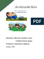 Educación Física y Recreación