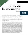 Rescates de La Memoria