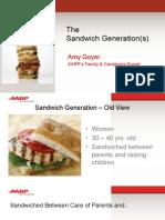 Sandwich Generations