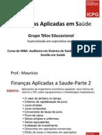 aula de Planejamento Financeiro de Saúde-ParteII-MBA-Auditoria.pdf