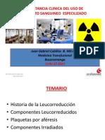Uso Clinico de Componentes Especializados