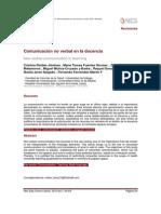 La Comunica No Verbal en La Docencia PDF