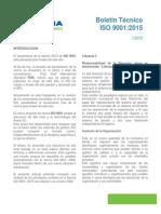 ISO FDIS 9001 2015