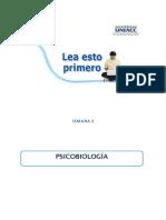 principios de psicobiologia
