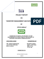 6. Inventory-Management at IFFCO
