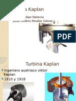 Turbina Kaplan Presentacion